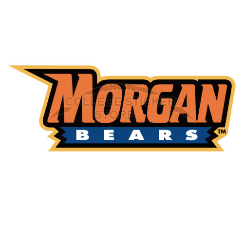 Personal Morgan State Bears Iron-on Transfers (Wall Stickers)NO.5206