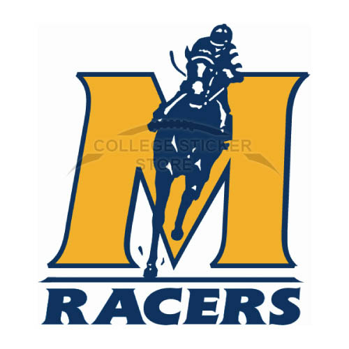 Personal Murray State Racers Iron-on Transfers (Wall Stickers)NO.5215