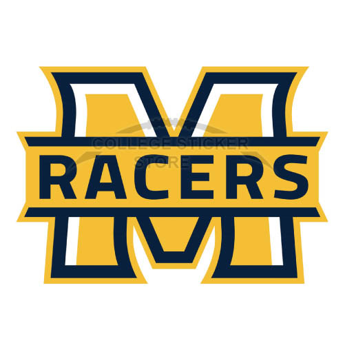 Personal Murray State Racers Iron-on Transfers (Wall Stickers)NO.5222