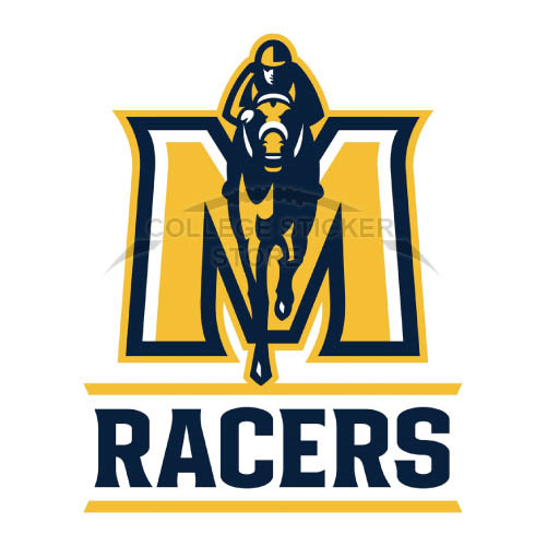 Personal Murray State Racers Iron-on Transfers (Wall Stickers)NO.5223