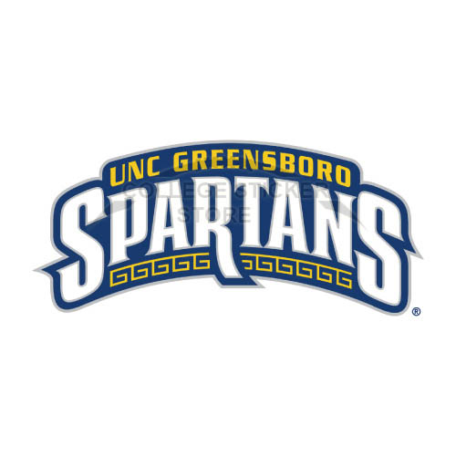 Personal NC Greensboro Spartans Iron-on Transfers (Wall Stickers)NO.5364