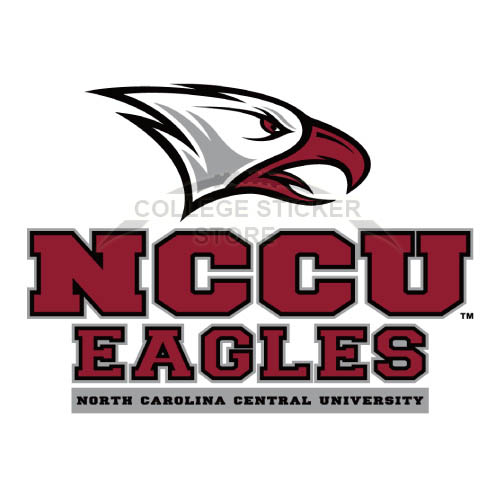 Personal NCCU Eagles Iron-on Transfers (Wall Stickers)NO.5371