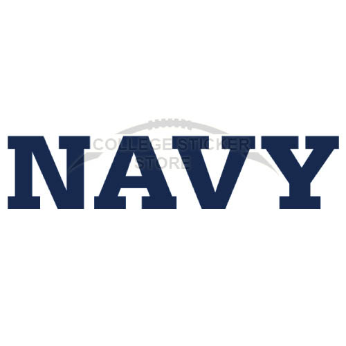Personal Navy Midshipmen Iron-on Transfers (Wall Stickers)NO.5345