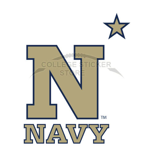 Personal Navy Midshipmen Iron-on Transfers (Wall Stickers)NO.5350