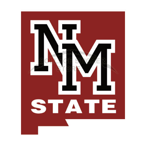 Personal New Mexico State Aggies Iron-on Transfers (Wall Stickers)NO.5432
