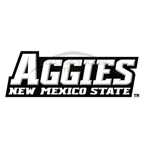 Personal New Mexico State Aggies Iron-on Transfers (Wall Stickers)NO.5434