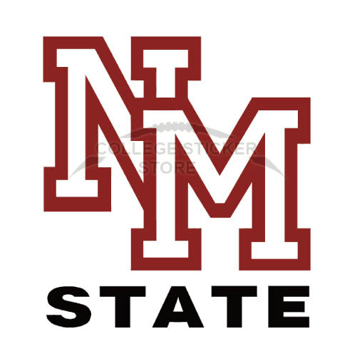 Personal New Mexico State Aggies Iron-on Transfers (Wall Stickers)NO.5435