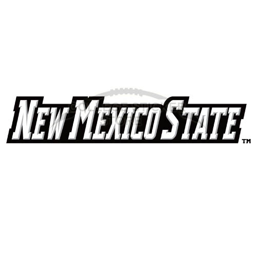 Personal New Mexico State Aggies Iron-on Transfers (Wall Stickers)NO.5437