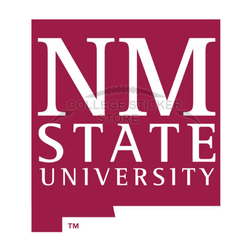 Personal New Mexico State Aggies Iron-on Transfers (Wall Stickers)NO.5439