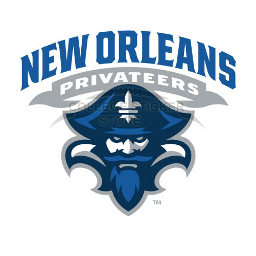 Personal New Orleans Privateers Iron-on Transfers (Wall Stickers)NO.5444