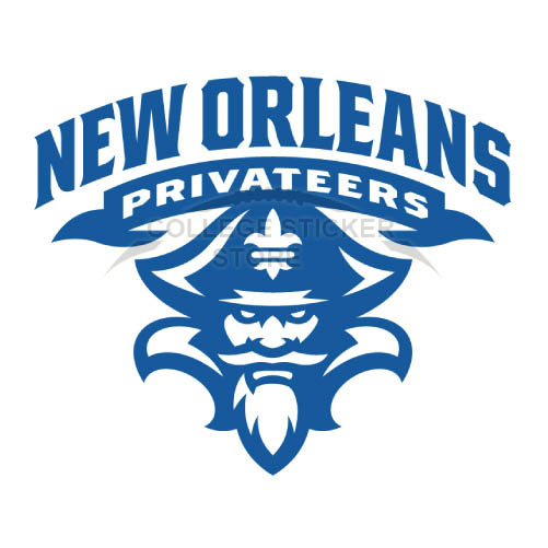 Personal New Orleans Privateers Iron-on Transfers (Wall Stickers)NO.5446