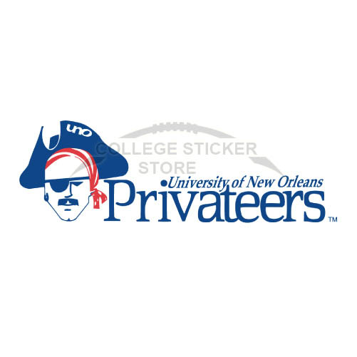 Personal New Orleans Privateers Iron-on Transfers (Wall Stickers)NO.5448