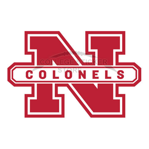 Personal Nicholls State Colonels Iron-on Transfers (Wall Stickers)NO.5464