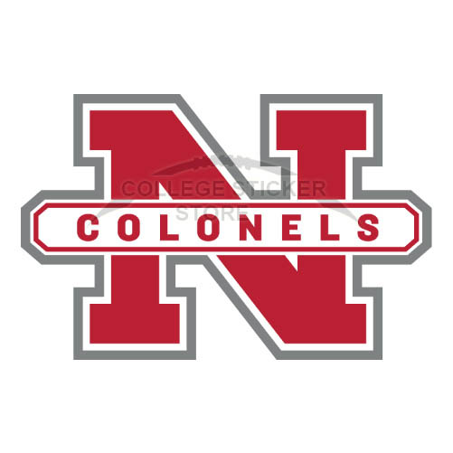 Personal Nicholls State Colonels Iron-on Transfers (Wall Stickers)NO.5469