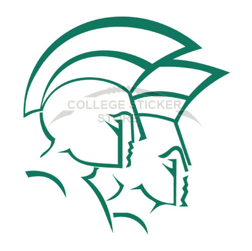 Personal Norfolk State Spartans Iron-on Transfers (Wall Stickers)NO.5473