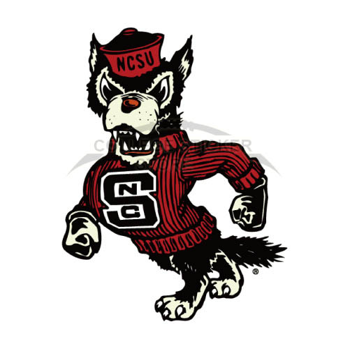 Personal North Carolina State Wolfpack Iron-on Transfers (Wall Stickers)NO.5491