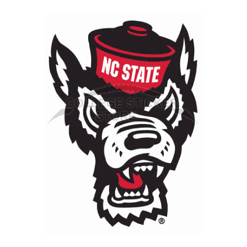Personal North Carolina State Wolfpack Iron-on Transfers (Wall Stickers)NO.5492