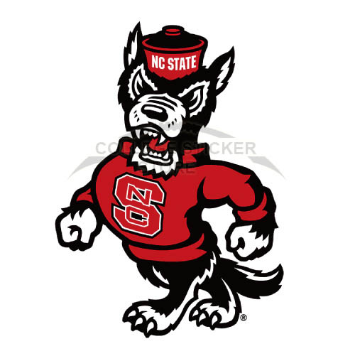 Personal North Carolina State Wolfpack Iron-on Transfers (Wall Stickers)NO.5494