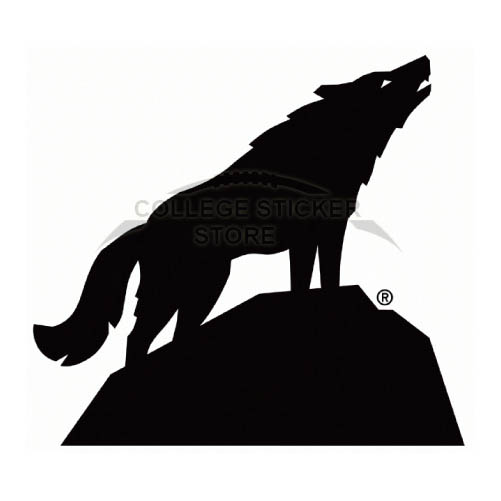 Personal North Carolina State Wolfpack Iron-on Transfers (Wall Stickers)NO.5495
