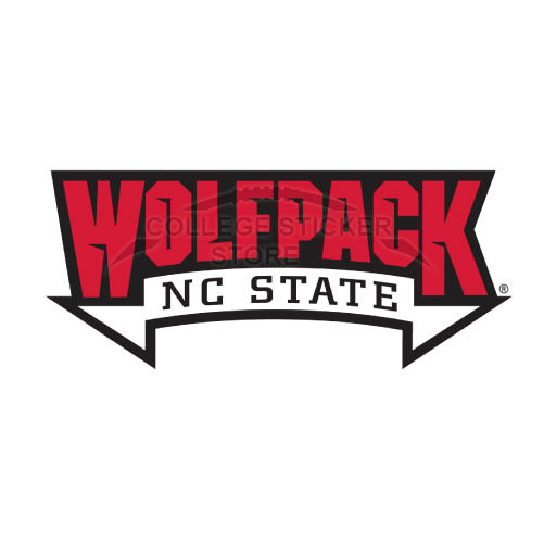 Personal North Carolina State Wolfpack Iron-on Transfers (Wall Stickers)NO.5496