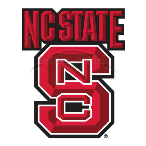 Personal North Carolina State Wolfpack Iron-on Transfers (Wall Stickers)NO.5499