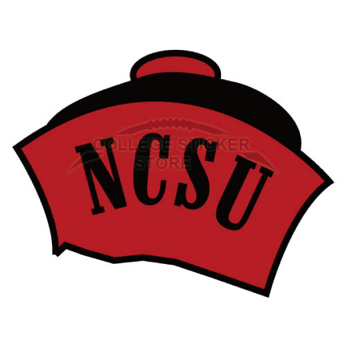 Personal North Carolina State Wolfpack Iron-on Transfers (Wall Stickers)NO.5501