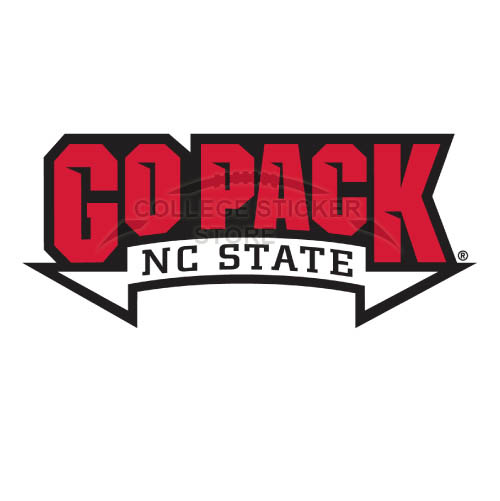 Personal North Carolina State Wolfpack Iron-on Transfers (Wall Stickers)NO.5504
