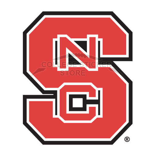 Personal North Carolina State Wolfpack Iron-on Transfers (Wall Stickers)NO.5506