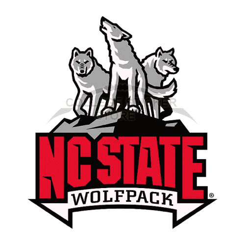 Personal North Carolina State Wolfpack Iron-on Transfers (Wall Stickers)NO.5509