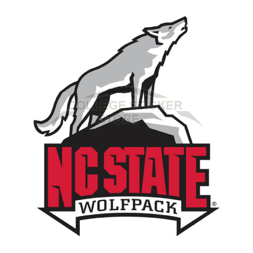 Personal North Carolina State Wolfpack Iron-on Transfers (Wall Stickers)NO.5510