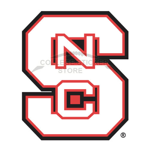 Personal North Carolina State Wolfpack Iron-on Transfers (Wall Stickers)NO.5512