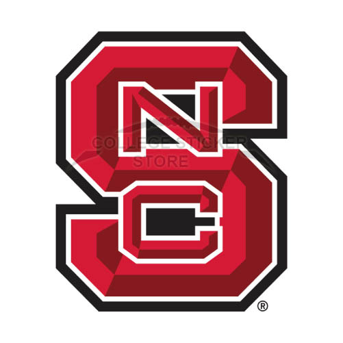 Personal North Carolina State Wolfpack Iron-on Transfers (Wall Stickers)NO.5513