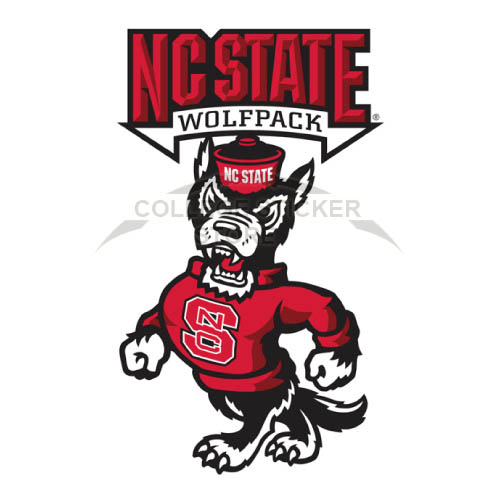 Personal North Carolina State Wolfpack Iron-on Transfers (Wall Stickers)NO.5514