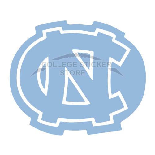 North Carolina Tar Heels Stickers Design College Ncaa Sports Iron