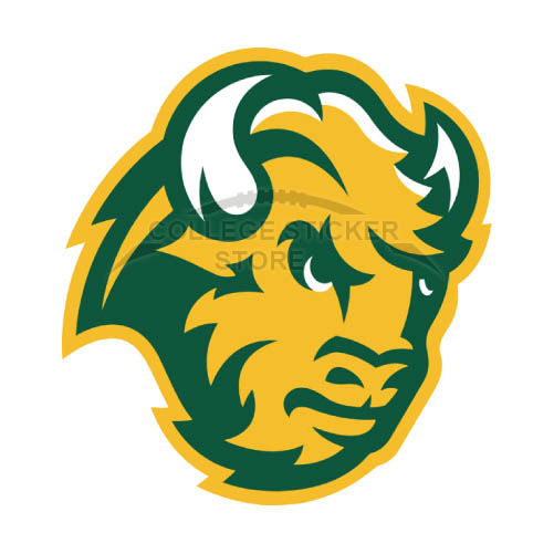 Personal North Dakota State Bison Iron-on Transfers (Wall Stickers)NO.5600