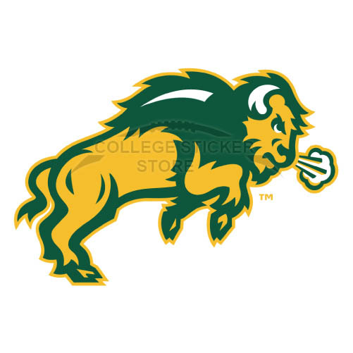 Personal North Dakota State Bison Iron-on Transfers (Wall Stickers)NO.5610