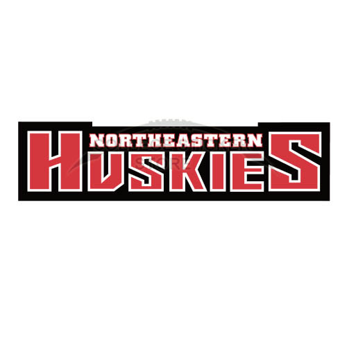 Personal Northeastern Huskies Iron-on Transfers (Wall Stickers)NO.5635