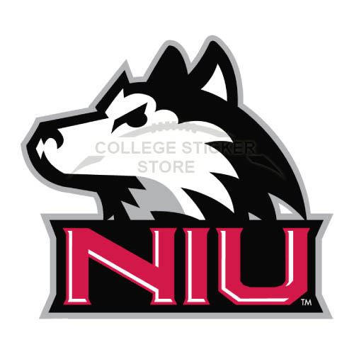 Personal Northern Illinois Huskies Iron-on Transfers (Wall Stickers)NO.5657