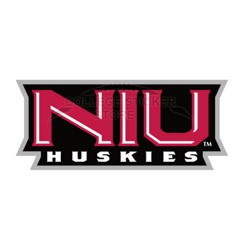 Personal Northern Illinois Huskies Iron-on Transfers (Wall Stickers)NO.5660
