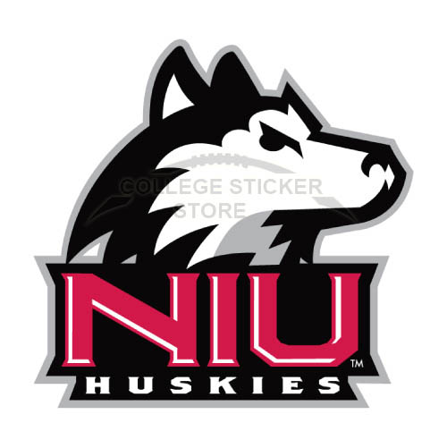 Personal Northern Illinois Huskies Iron-on Transfers (Wall Stickers)NO.5662