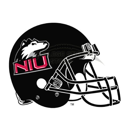 Personal Northern Illinois Huskies Iron-on Transfers (Wall Stickers)NO.5667