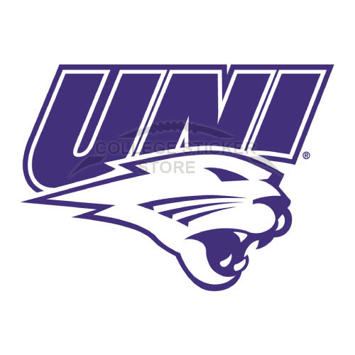 Personal Northern Iowa Panthers Iron-on Transfers (Wall Stickers)NO.5668