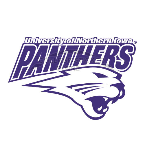 Personal Northern Iowa Panthers Iron-on Transfers (Wall Stickers)NO.5679