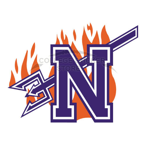 Personal Northwestern State Demons Iron-on Transfers (Wall Stickers)NO.5697