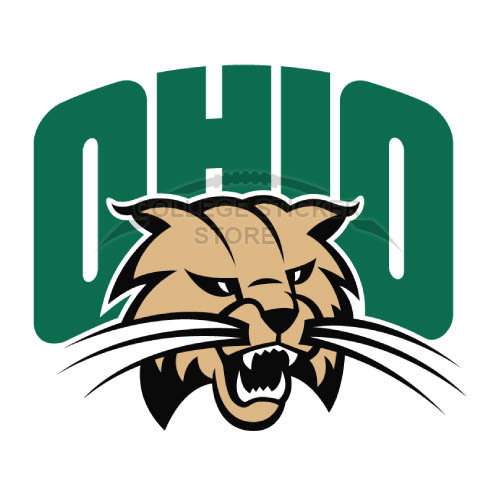 Personal Ohio Bobcats Iron-on Transfers (Wall Stickers)NO.5740