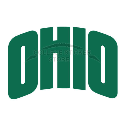 Personal Ohio Bobcats Iron-on Transfers (Wall Stickers)NO.5741
