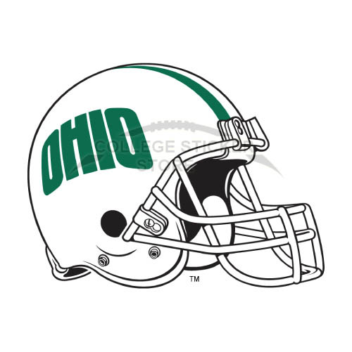 Personal Ohio Bobcats Iron-on Transfers (Wall Stickers)NO.5742