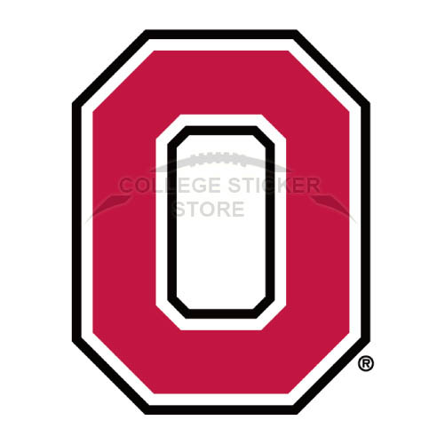 Personal Ohio State Buckeyes Iron-on Transfers (Wall Stickers)NO.5745