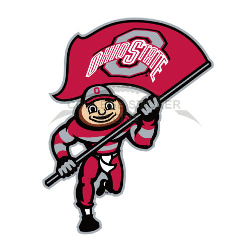 Personal Ohio State Buckeyes Iron-on Transfers (Wall Stickers)NO.5749