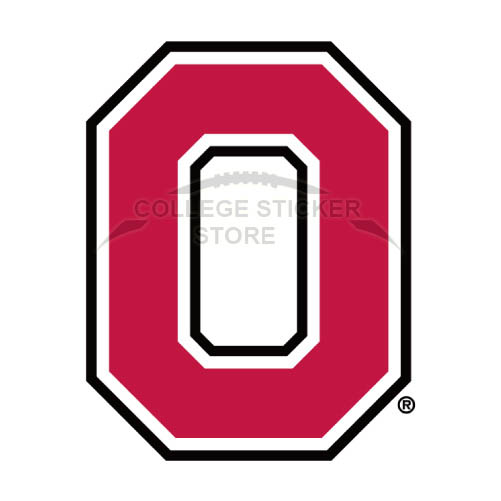 Personal Ohio State Buckeyes Iron-on Transfers (Wall Stickers)NO.5754
